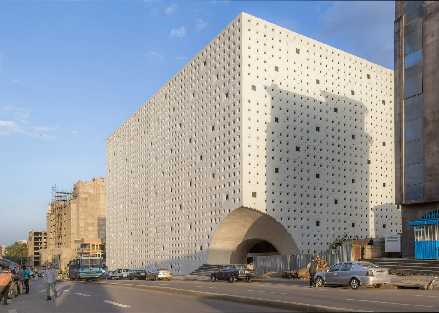 Lideta Market / Vilalta Arquitectura