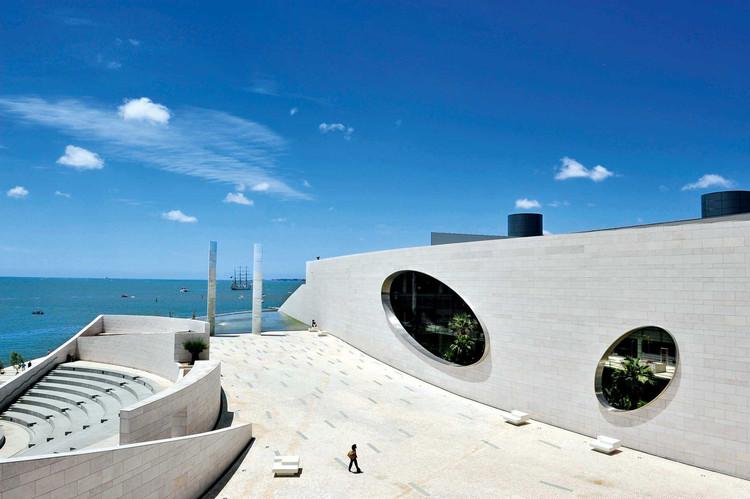 Centro Champalimaud / Charles Correa Associates. Imagen © Aga Khan Foundation