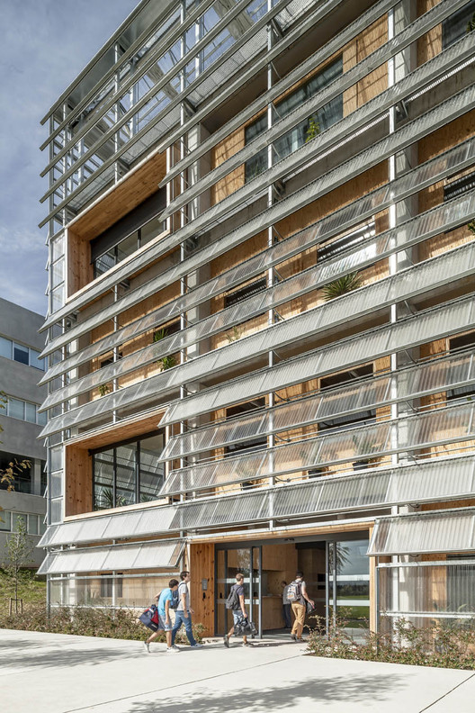 ICTA-ICP, Cerdanyola del Vallès  / H Arquitectes + DATAAE. Barcelona. Image ©  Adrià Goula