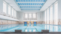Swimming Hall Finckensteinallee / Veauthier Meyer Architekten
