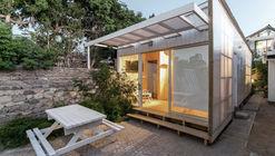 Polycarbonate cabin  / Alejandro Soffia