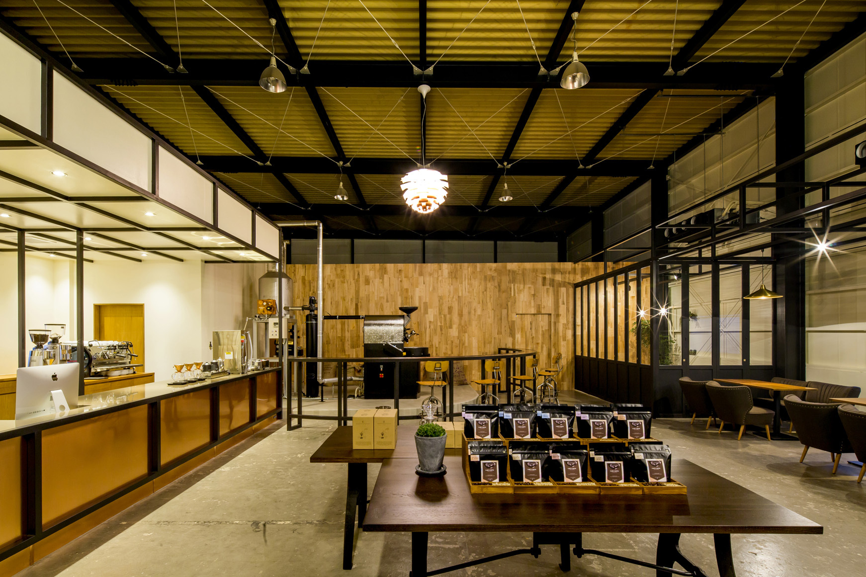 Gallery Of R ART Coffee Iks Design 5