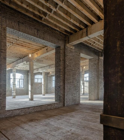 Xintai Warehouse Renovation / Kokaistudios, © Dirk Weiblen