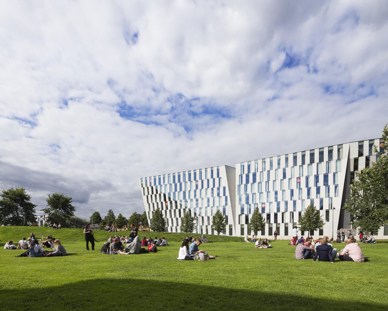 OP Headquarters / JKMM Architects