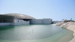 Watch the Louvre Abu Dhabi Perimeter Flood