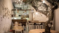 Restaurante La Piada / LIBB + Nuno Felgar