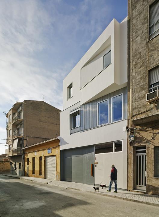 Casa F&M  / La Errería, © David Frutos