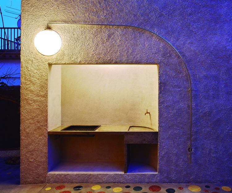 Lluna Plena (Olot). Image vía Premis d'Arquitectura de les Comarques de Girona