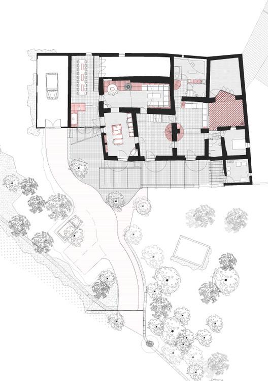 Reforma d'una masia (Baix Empordà)