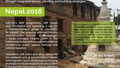 Resilience by Design Nepal 2016