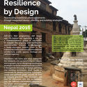 Resilience by Design Nepal 2016 Resilience by Design Nepal 2016 - Reactivating traditional urban settlements through integrated design, planning and building strategies