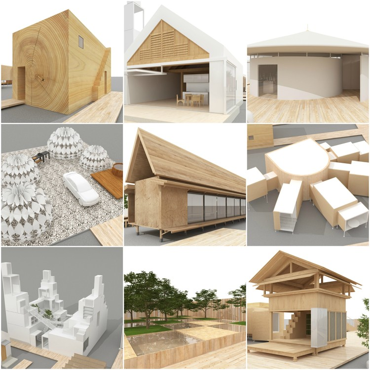 HOUSE VISION Tokyo Returns for Summer 2016 to Exhibit 12 Home Ideas, Courtesy of HOUSE VISION 2016 TOKYO EXHIBITION