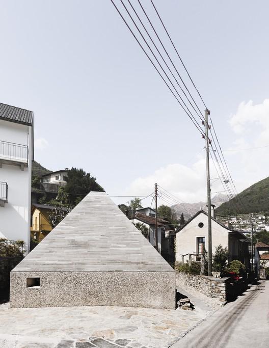 Extensión del Museo MeCri / Studio Inches Architettura, © Simone Bossi