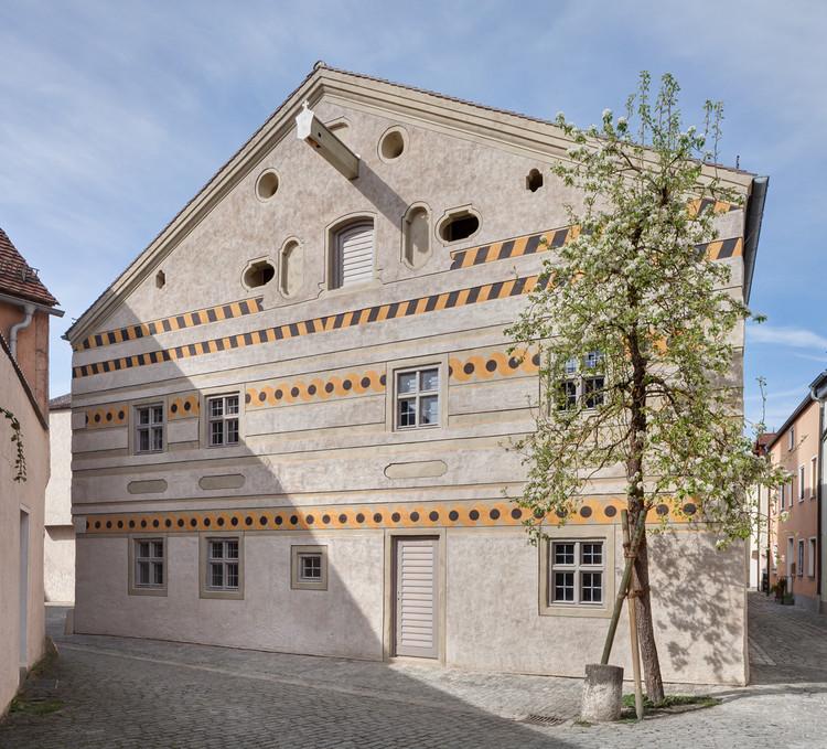 Casa de la cultura / KÜHNLEIN Architektur, © Erich Spahn