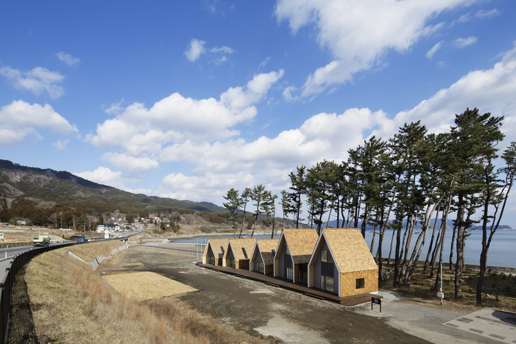 N Village / Zai Shirakawa architects, © Koji Fujii