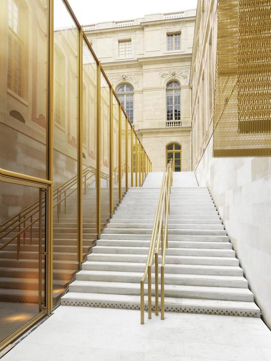 Remodelación del Pabellón Dufour Château De Versailles / Dominique Perrault Architecte, © Andre Morin