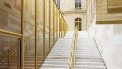 Remodelación del Pabellón Dufour Château De Versailles / Dominique Perrault Architecte