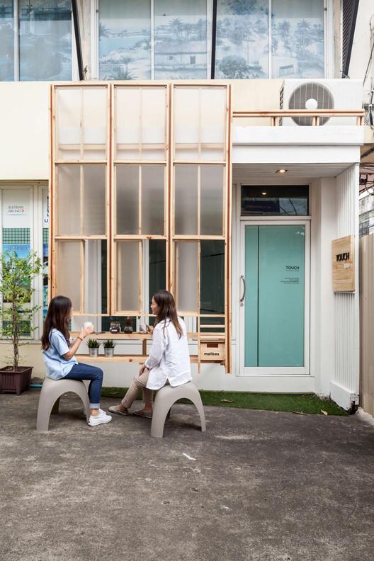 | | | FACHADA  / TOUCH Architect, © Ketsiree Wongwan