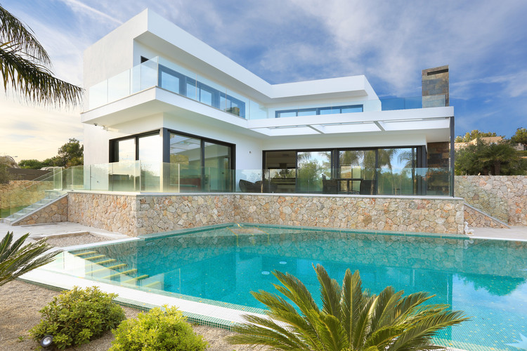 Vivienda en Nova Santa Ponsa  / Andreas Hummel Architekt, © Hummel Architekten