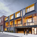 Marginal Street Lofts  / Merge Architects Inc