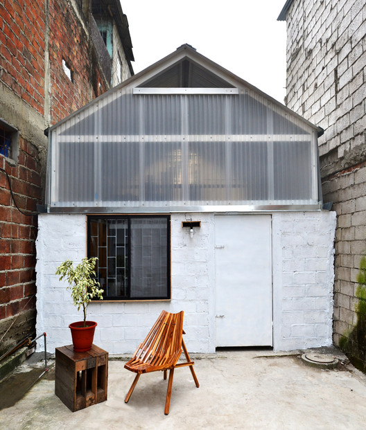 Casa En La Prosperina / Fabrica Nativa Arquitectura, Cortesía de Fabrica Nativa Arquitectura