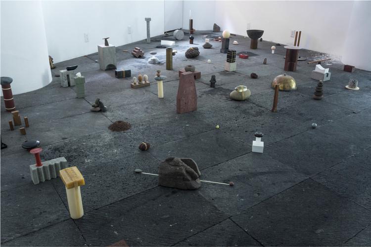 LIGA 22: EXPOSICIONES DE UN MINUTO | LUDENS, CANO VERA, AXEL ARAÑO, DCPP, TEZONTLE. Image Cortesía de LIGA, espacio para arquitectura