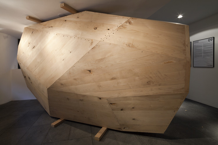 LIGA 09: EDUARDO CASTILLO. Image Cortesía de LIGA, espacio para arquitectura
