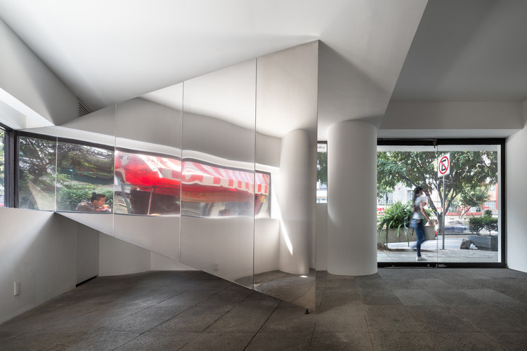 LIGA 20: NICOLÁS CAPODONICO. Image Cortesía de LIGA, espacio para arquitectura