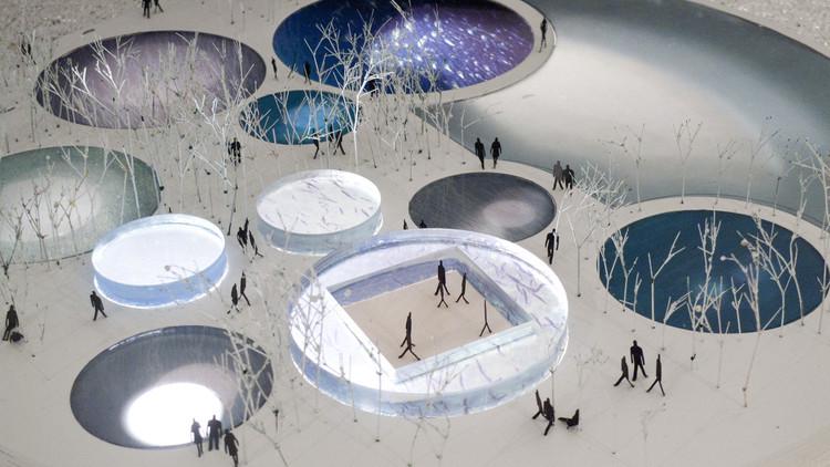 LIGA 02: PAISAJES EMERGENTES. Image Cortesía de LIGA, espacio para arquitectura