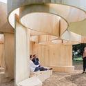 Serpentine Casa de Verano  / Barkow Leibinger