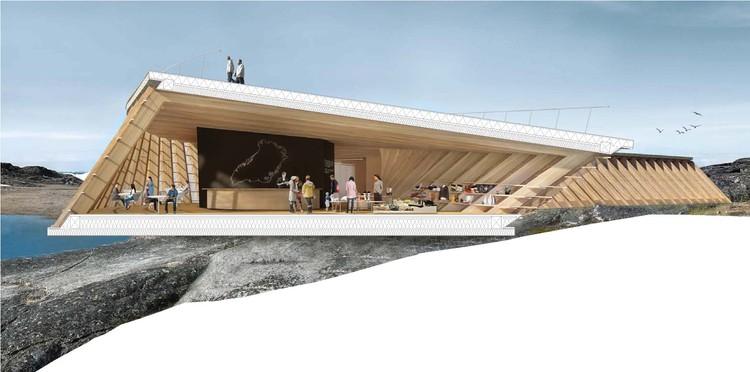 Cortesía de Dorte Mandrup Arkitekter