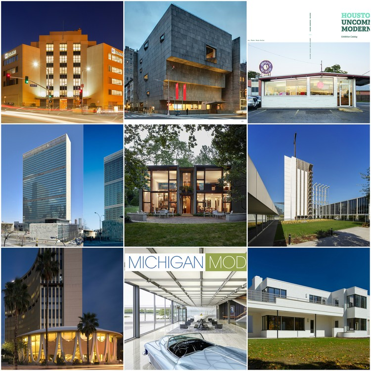 The Winners for The 2016 Modernism in America Awards Have Been Announced, Courtesy of Docomomo US