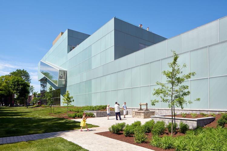 Pabellón Pierre Lassonde Museo Nacional de Bellas Artes de Quebec / OMA, © Bruce Damonte