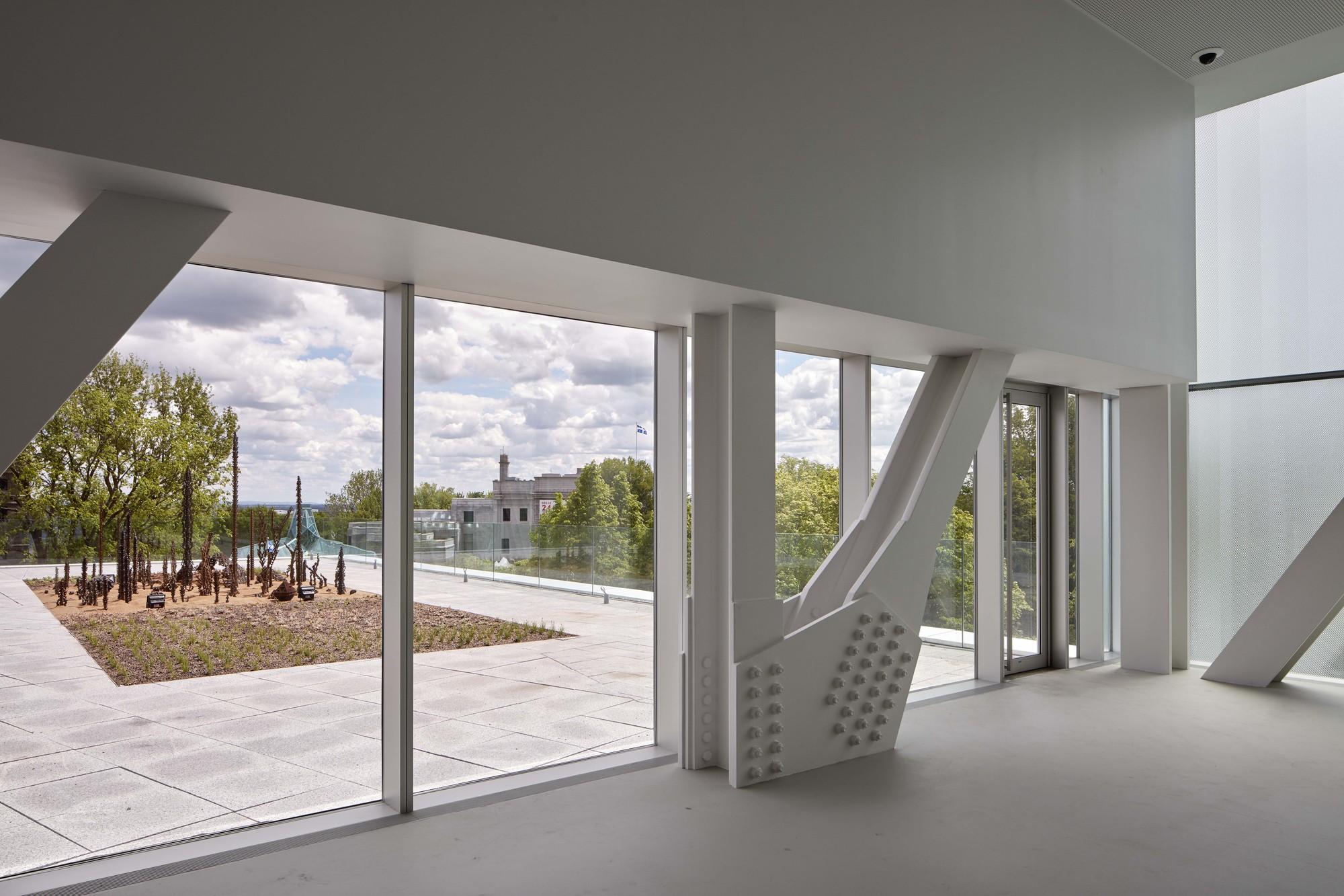Gallery of pierre lassonde pavilion at the mus e national for Galerie du meuble quebec