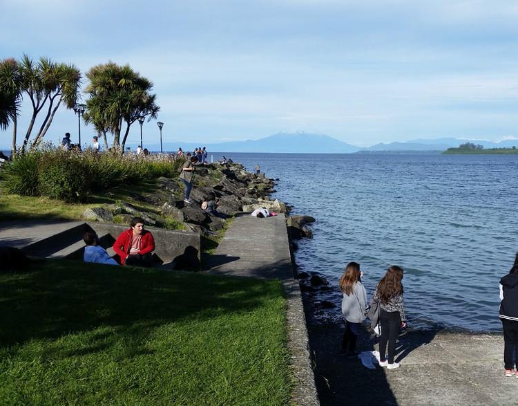 Puerto Montt. Image Cortesía de Gehl Architects