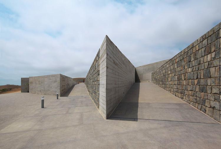 Museo de Sitio Pachacamac / Llosa Cortegana Arquitectos. Image © Juan Solano