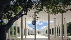 Quinta Montes Molina Pavilion / MATERIA