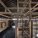 Librairie Avant-Garde - Ruralation Library  / AZL Architects