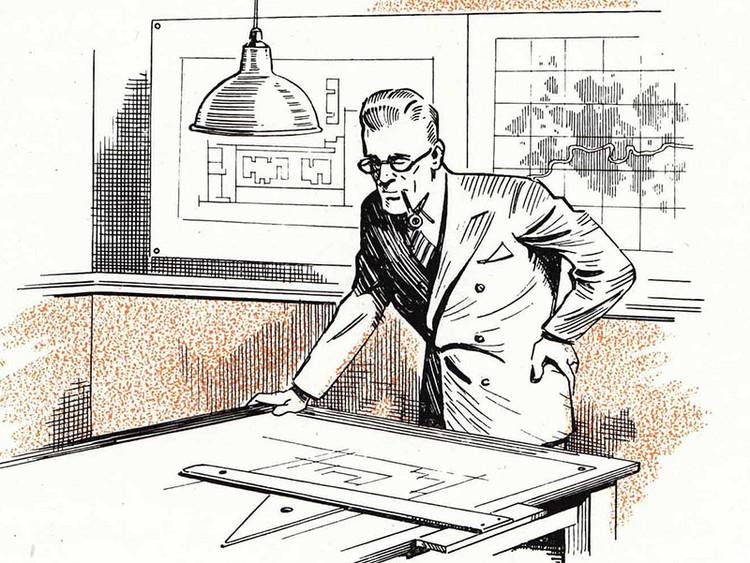 CAU/GO quer proibir engenheiros  de realizarem projetos arquitetônicos, © Forgemind ArchiMedia, via Flickr. Licença Creative Commons 2.0 Genérica