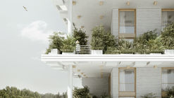 Penda Designs Sky Villas with Vertical Gardens for Hyderabad