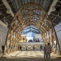 Gabinete de Arquitectura at the 2016 Venice Biennale. Image © Laurian Ghinitoiu