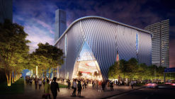 New Images, Video for Bing Thom Architects' Xiqu Centre Revealed