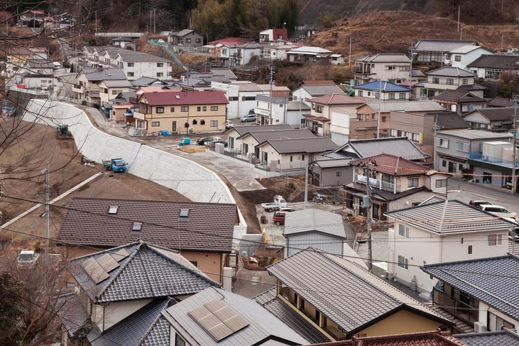 View over Tonicho, Iwate Prefecture. Image © Max Creasy