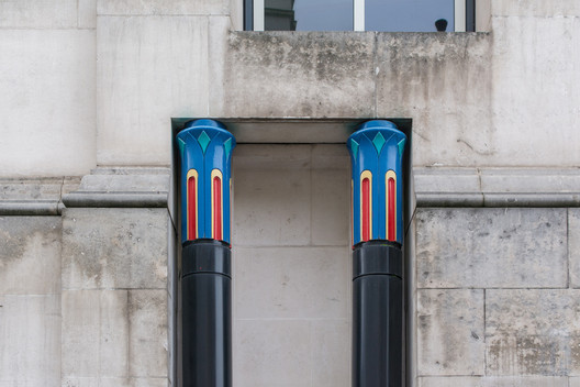 Sainsbury Wing, National Gallery London / Venturi Scott Brown. Image © Valentino Danilo Matteis