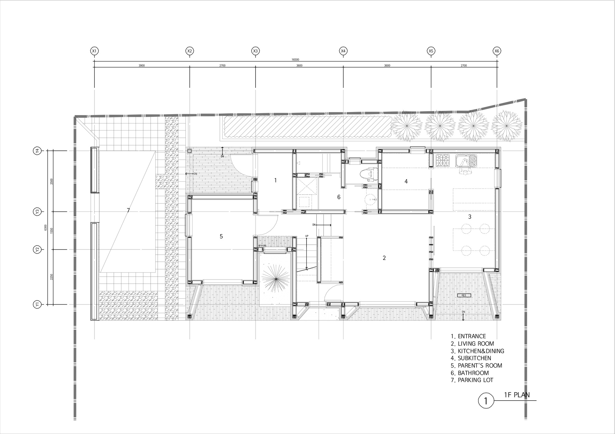 House Plans By Architects Gallery Of Cinema House Utaa 25