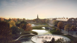 Masterplan by SLA and Ramboll Aims to Alleviate Flooding in Copenhagen