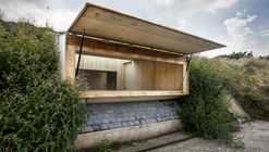 Kiosko en Ravelijn  / RO&AD Architecten