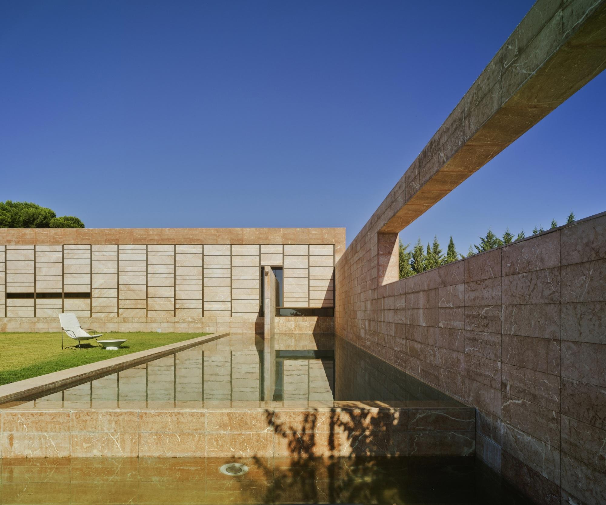 Spa hotel la romana isaac peral codina plataforma for Plataforma arquitectura