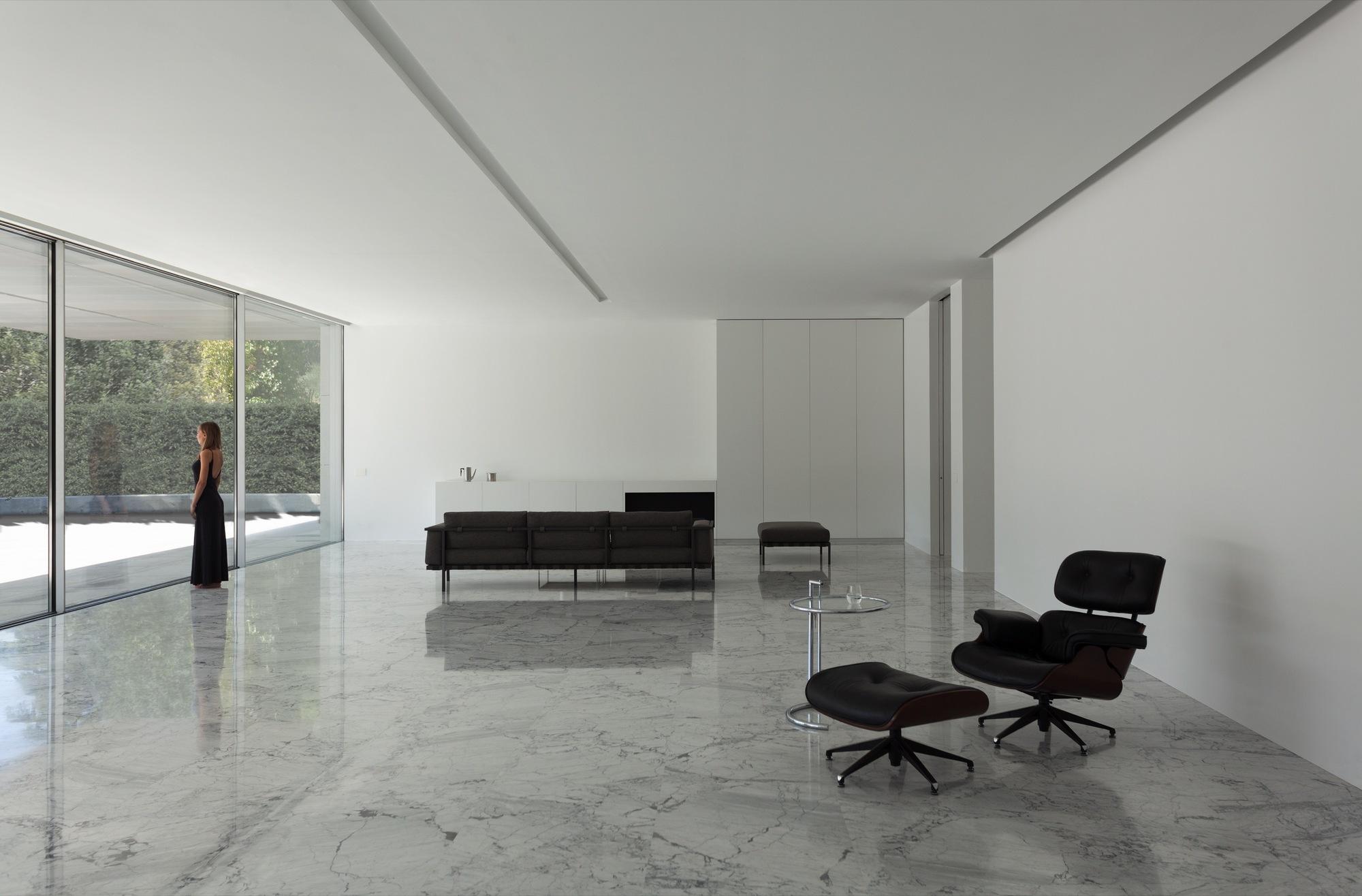 Gallery of aluminum house fran silvestre arquitectos 6 - Arquitectos de interiores ...