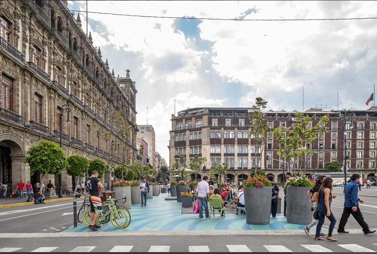 Autoridad del Espacio Público, la oficina pública de México que busca 'redistribuir la experiencia de la ciudad', Cortesía de AEP